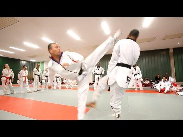 Taekwondo avec Ludovic Vo thumbnail