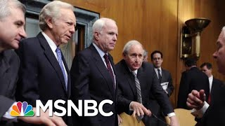 Ron Reagan Says John McCain Was Everything President Donald Trump Wasnt | Hardball | MSNBC