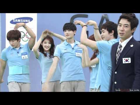 [Nichkhun] Galaxy Slll Stadium Idol Match Smart stay + S Voice + S beam (khun edit)