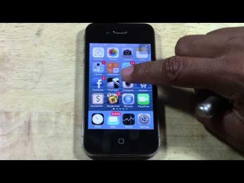 Manuel utilisateur iphone ios 7