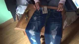 Unboxing de dos leggins con aliexpress 8 y 9