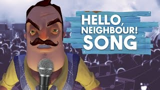 HELLO NEIGHBOR SONG By iTownGamePlay (Canción)