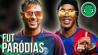 ♫ OH NANANA (de Dibres)   Paródia de Futebol - Bonde R300
