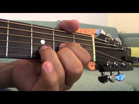 Luke Bryan - Crash My Party (Acoustic, Chords, Tutorial)