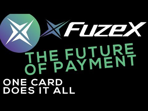 Check Out FuzeX Payment Card, It Really Is the Future of Payments