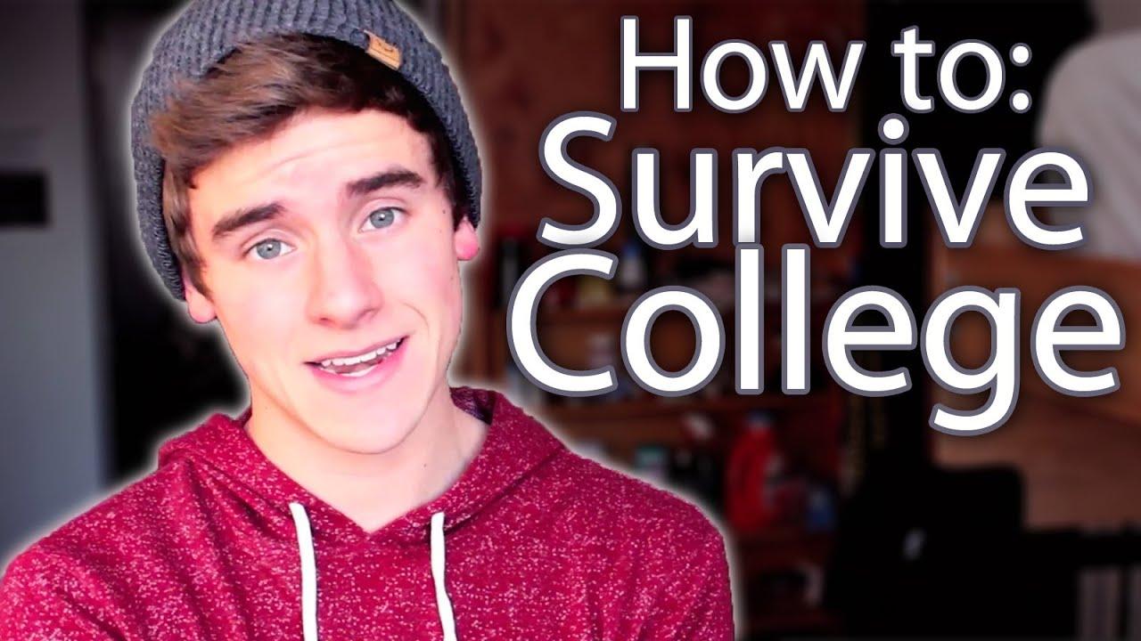 survive college