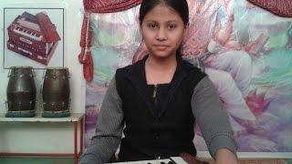 Indian Classical Vocal by Ishita Kavitkar (Raag Jaunpuri - Taal Trital)