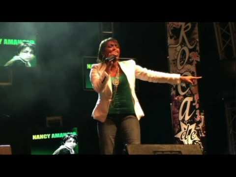 NANCI AMANCIO – SAL FUERA (no oficial) HD
