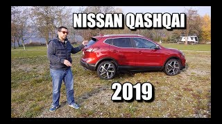 Nissan Qashqai 1.3 DCT 2019 (ENG) - Test Drive and Review
