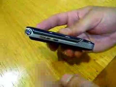 Motorola KRZR K1 - Exterior review (Mobile88.com)