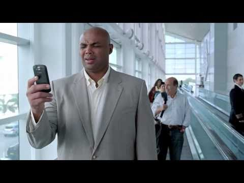 Charles Barkley's New T-Mobile NBA Commercial - 'Chuck's Remix' (60 Sec)