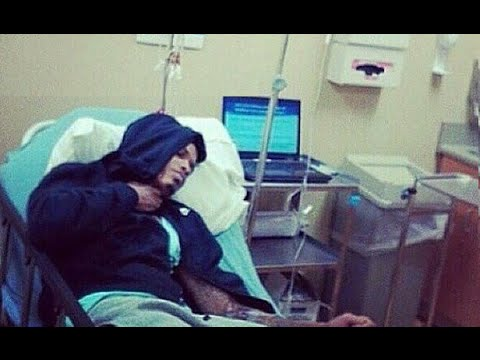 WOW!! August Alsina Still Hospitalized With Multiple Seizures After Collapsing On Stage (VIDEO)
