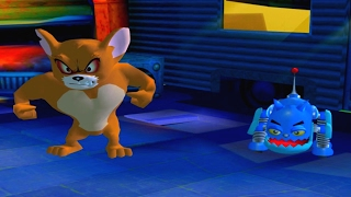 Tom and Jerry War of the Whiskers - Tom and Jerry vs Monster Jerry - Funny Cartoon Games for Kids HD