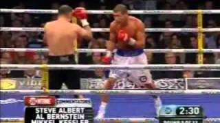 Lucian Bute vs Brian Magee   PART 3