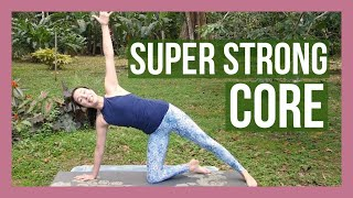 BEST Yoga Poses For Core Strength!