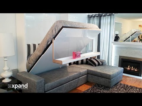 Great Space Saving Ideas - Smart Furniture #5