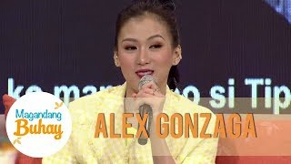 Alex reveals that she is now the favorite child | Magandang Buhay