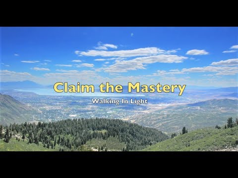 Claim the Mastery - a message from Kryon, July 8, 2012