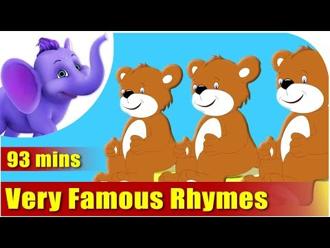 Famous Nursery Rhymes Collection video