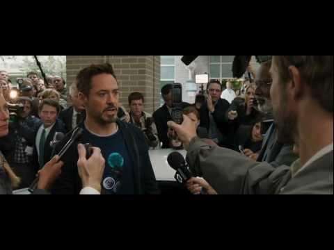 Iron Man 3 -- Nuovo Trailer Marvel Ufficiale | HD