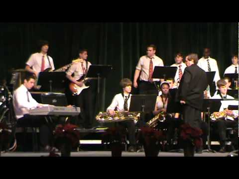 Camden Catholic High School Christmas Concert 2010 - Jazz Band - Killer Joe