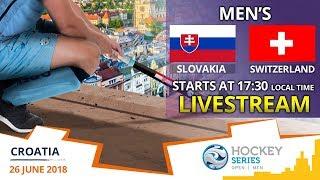 Словакия : Швейцария