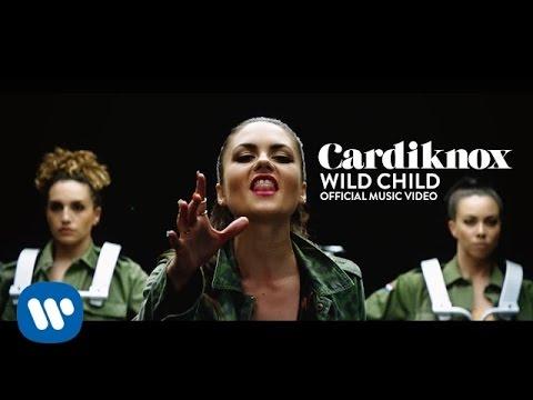 Cardiknox Wild Child rock music videos 2016