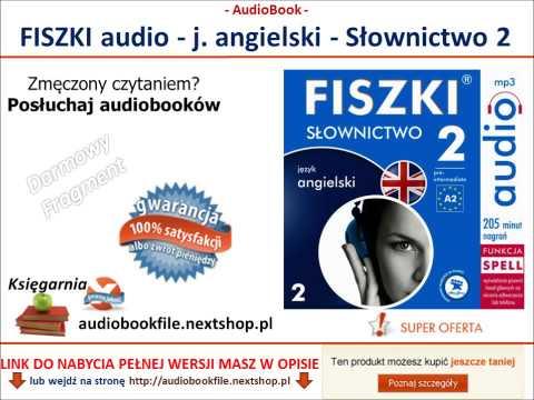 SZYBKA NAUKA ANGIELSKIEGO - SŁOWNICTWO 2 - FISZKI AUDIO - MP3, Do Pobrania