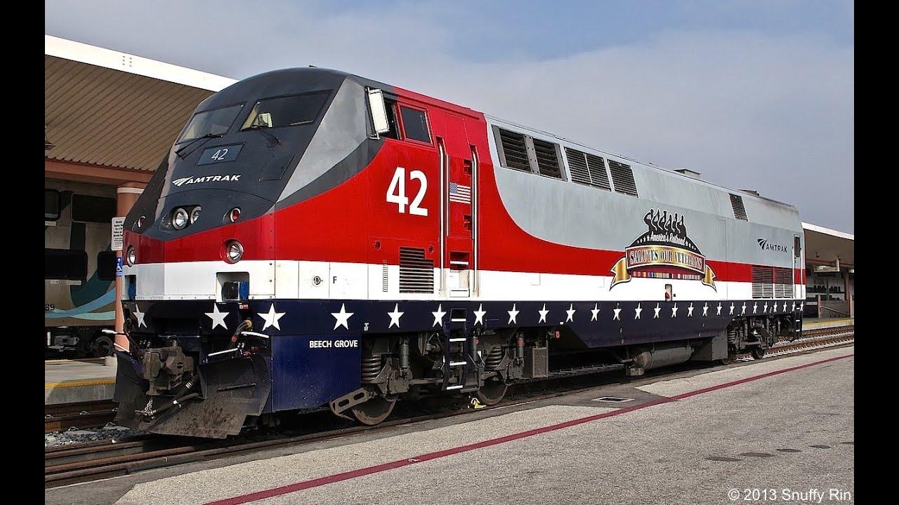 Amtrak veterans decals