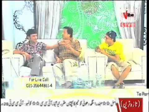 Subha Bakhair Vibe ke Saath 15 09 2012 Part 05