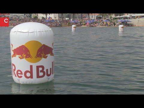 Redbull Flugtag - O Dia das Asas | Ba�a de Cascais