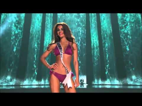 Miss Universe 2015 Preliminary Competition: DOMINICAN REPUBLIC - Clarissa Molina