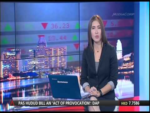 Singapore Channel News Asia 18th March 2015 10pm