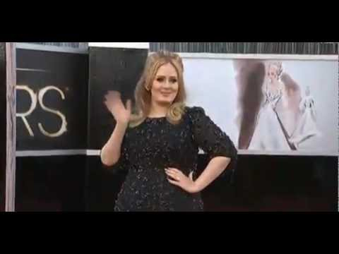 Red Carpet Oscars 2013 (Jennifer Lawrence, Anne Hathaway, Jennifer Chastain, Charlize Theron...)