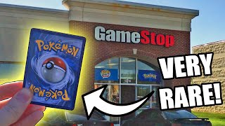 MOST RARE POKEMON CARD PULLED IN ULTRA PRISM FROM GAMESTOP OPENING!
