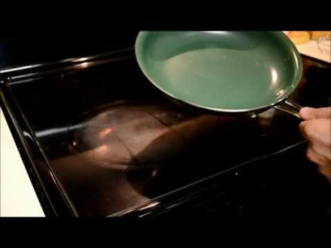 The ORGREENIC Non-Stick Skillet Frying Pan Review:  Does it work?