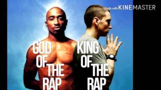 Eminem Ft 2pac - time to kill (2017 adio)