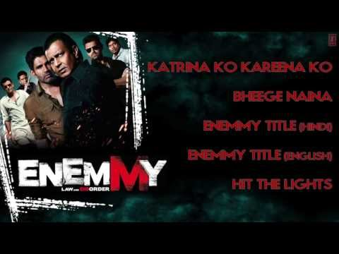 Enemmy Full Songs Jukebox |  Mithun Chakraborty, Suniel Shetty, Mahakshay Chakraborty, Kay Kay Menon