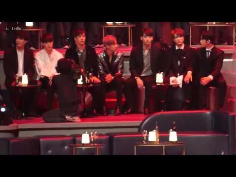 download lagu 161202 2016 Mama - Got7갓세븐 Reaction To Bts`s Stage gratis
