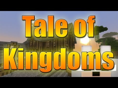 Minecraft Mods - Tales of Kingdom 1.4.2 Simple Review and Tutorial