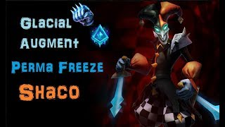 Glacial Augument + Iceborn Gauntlet Shaco in Diamond? [League of Legends] Infernal Shaco