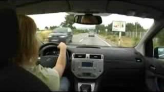 Тест-драйв ford kuga (часть 1)