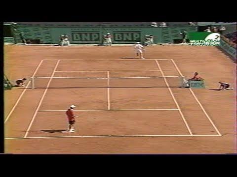 ATP Roland Garros 99 Hrbaty vs Kafelnikov 2nd