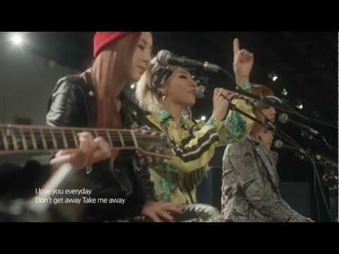 [YG ON AIR] 2NE1 X Jung Sungha