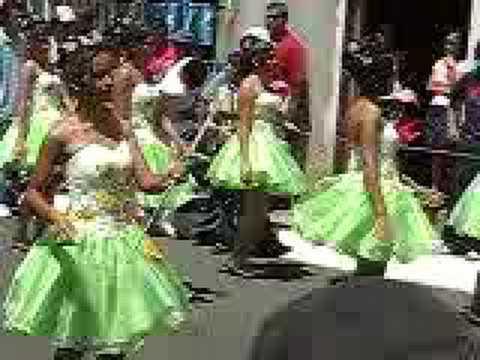 desfile de 15 de septiembre de 2008 Sonsonate IX