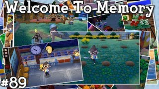 Welcome to Memory - Animal Crossing New Leaf Welcome Amiibo Live Stream - Ep. 89