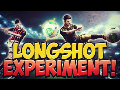 FIFA 14 Longshots Experiment RAGE Ultimate Team Episode 6