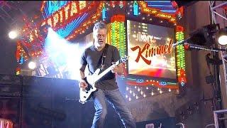 Van Halen - Hot For Teacher (live 2015)