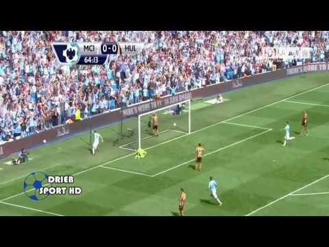 Manchester City vs Hull City 2-0 Hafid Daraji [HD] | مانشستر سيتي ضد هال سيتي 2-0 حفيظ الدراجي