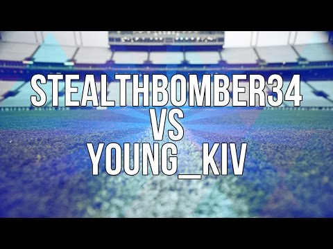 $1000 Madden tournament! Young Kiv Vs. Stealth! PS4 Madden 16 Ultimate Team